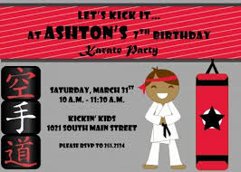 35 best karate theme party images on pinterest karate party