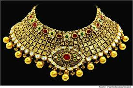 best necklace designs images Top 14 bridal jewellery designs gold bangles necklaces earrings jpg