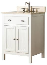single sink console vanity avanity corporation beadboard doors single sink vanity french