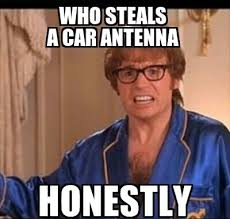 Six Flags Meme - in light of recent events happening to my car in the six flags
