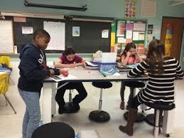 Standing Desks For Students Bef Grants In Action
