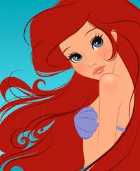 ariel mermaid luvarielmermaid twitter
