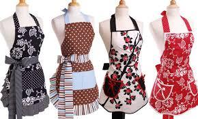 Apron Designs And Kitchen Apron Styles Free Vintage Apron Patterns Decorlinen