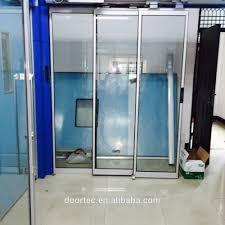 frameless glass stacking doors sliding glass door telescopic sliding glass door telescopic