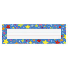 Student Desk Name Tags by Carson Dellosa Prek Grade 5 Student Nameplates Kopy Kat Office