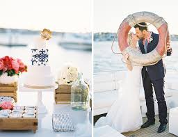 nautical wedding wedding shoot for destination i do magazine