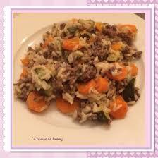 riz cuisine riz aux légumes et à la viande hachée cookeo la cuisine de boomy