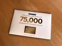 American Express Business Card Benefits Amex Business Gold 75k Rewards Card Offer Is Coming Back In 2017