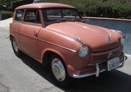 1958 lloyd estate car classic cars cars