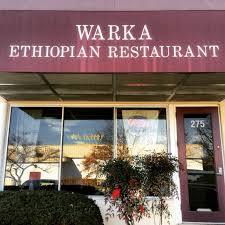 warka serves authentic fare despite decor dc on heels warka ethiopian restaurant is hidden in a small industrial park on the border of herndon and