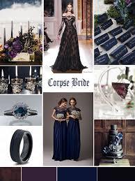 corpse wedding wedding mood board corpse inspired wedding