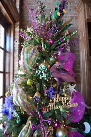 mardi gras tree decorations turn your christmas tree into a mardi gras tree louisiana