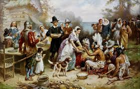 history of the thanksgiving world history