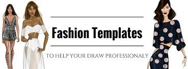 fashion sketch template tank top with strings collar stock free