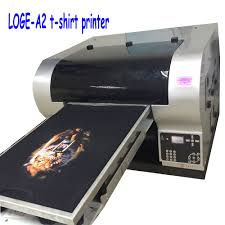 low cost high quality 8 color t shirt digital printing
