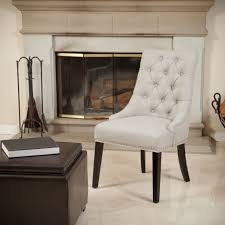 lovely tufted nailhead dining chair luxury inmunoanalisis com