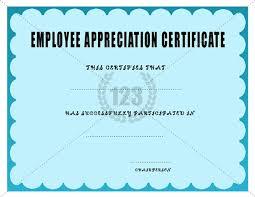 25 unique sample certificate of recognition ideas on pinterest