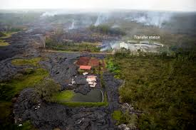 Hawaii Lava Flow Map Slow Motion Disaster Continues At Kilauea Earth Earthsky