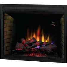 dimplex led fireplace insert log infrared heater suzannawinter com