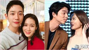 film terbaru gong yoo huge dating news will come out soon netizens suspect son yejin
