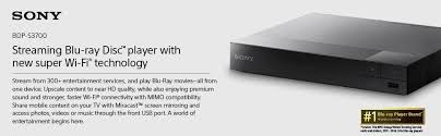how to know when dvds go on sale for amazon for black friday amazon com sony bdps3700 streaming blu ray disc player with wi fi
