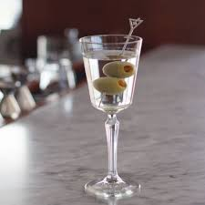 retro martini glass libbey speakeasy prohibition era cocktail glass 8 25 oz