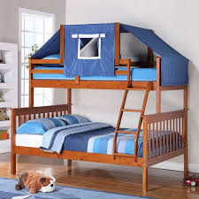 Donco Kids Donco Kids Twin Over Full Bunk Bed  Reviews Wayfair - Full bunk bed