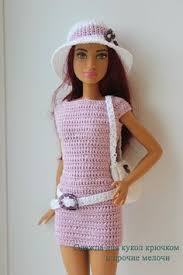 crotchet dress barbie barbie crotchet dress