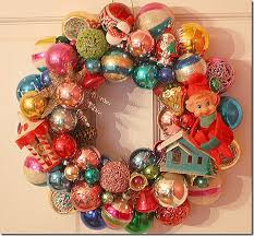 Vintage Christmas Decorations Wreaths Archives Retro Renovation