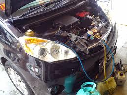 kereta vellfire warna hitam az auto cool u0026 accessories jm0520595k hawa dingin kenderaan