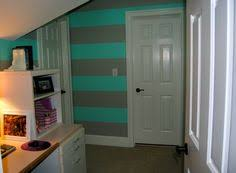 red and red striped walls like but same color one satin and