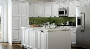 home depot white kitchen base cabinets anzio base cabinets in polar white kitchen the home depot