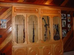 How To Make A Gun Cabinet by How To Make A Gun Cabinet Door Image Mag
