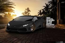 Lamborghini Huracan Body Kit - lamborghini huracan on adv1 wheels adv1 wheels huracan 5 hr