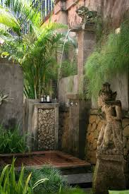 Outside Bathroom Ideas by 261 Best Balinese Bathroom Ideas Images On Pinterest Bathroom