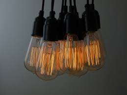 old style light bulbs vintage style squirrel cage filament light bulb old fashioned