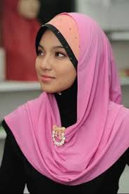 model jilbab models model jilbab two