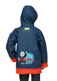 thomas the tank engine rain coat