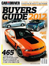 car buying guide car and driver buyers guide magazine digital discountmags com