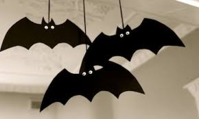 how to make halloween decorations out of paper simple halloween
