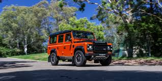 land rover defender 2016 2016 land rover discovery v 1983 land rover county old v new