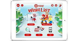 wish list app target s wish list app leaves your info in the open