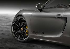 porsche gray exclusive cayman s in agate grey metallic