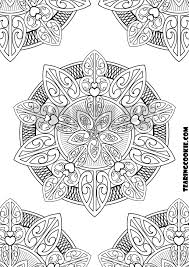 colouring pages by artist tonez lee