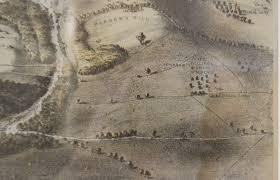 Gettysburg Map Gettysburg Battlefield Map