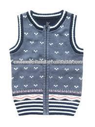 wholesale boy zip sweater design knitwear buy kid knitwear