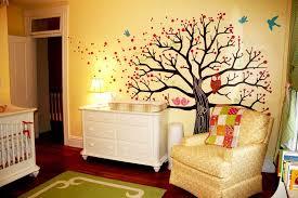 kinderzimmer wandgestaltung babyzimmer tapeten 17 kreative ideen und inspirationen