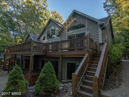 lakefront deep creek real estate deep creek lake homes for sale