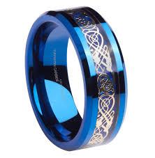 cincin tungsten carbide queenwish celtic