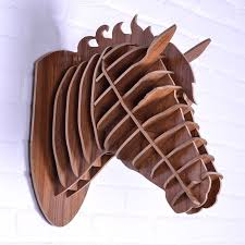 wooden wall mount sculpture wood wall hanging home